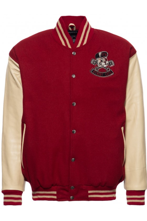 WARM BASEBALL JACKET STREET...