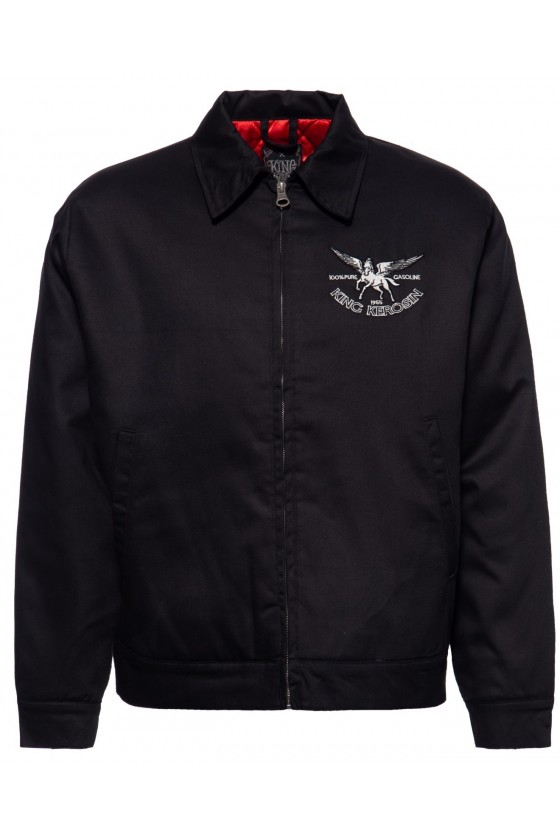 WORKWEAR JACKET PEGASUS (black)