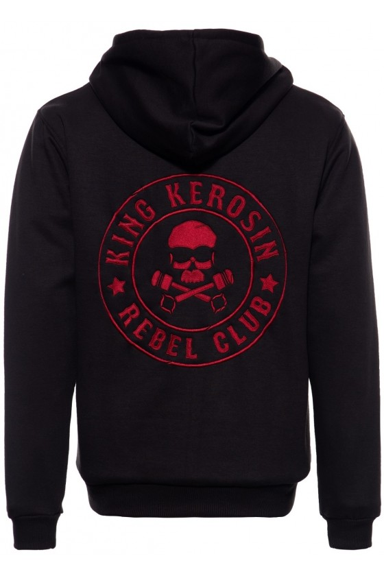 FUNCTIONAL JACKET REBEL CLUB (black)