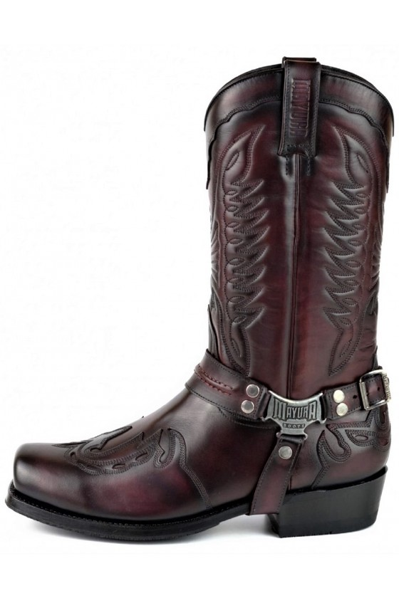 LEATHER BOOTS INDIAN...