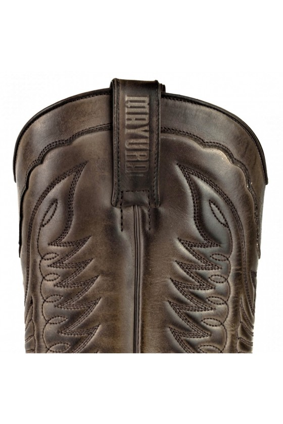 LEATHER BOOTS INDIAN (brown)