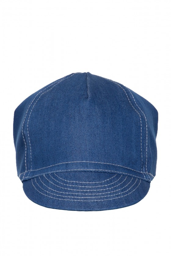 VINTAGE CYCLING CAP SPEEDFREAK (blue)