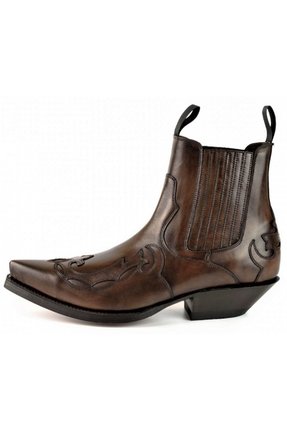 ANKLE BOOTS AUSTIN COWBOY 1931 (brown)