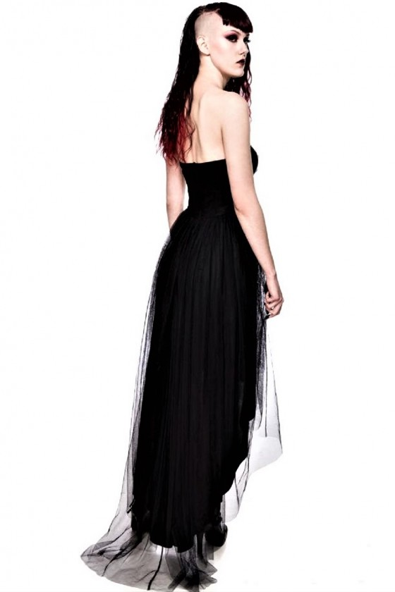 TULLE DRESS (black)
