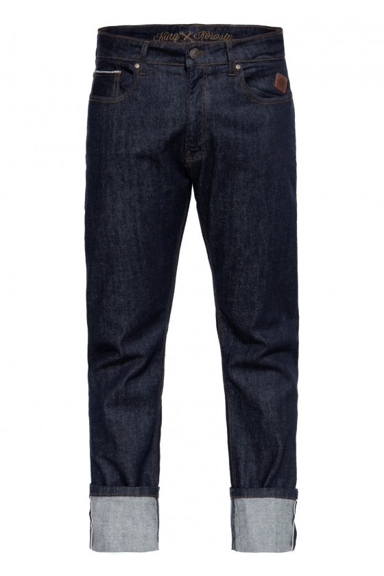 JEANS WITH STRETCH ROBIN SELVEDGE (denim)