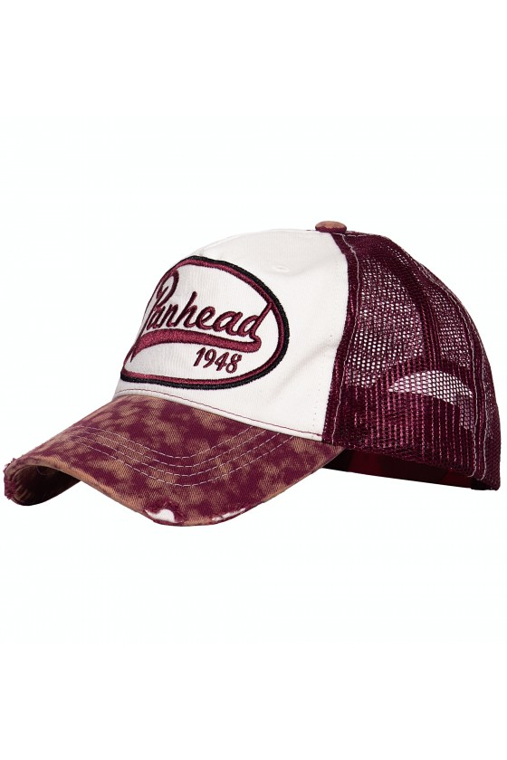 TRUCKER CAP PANHEAD (bordoe)