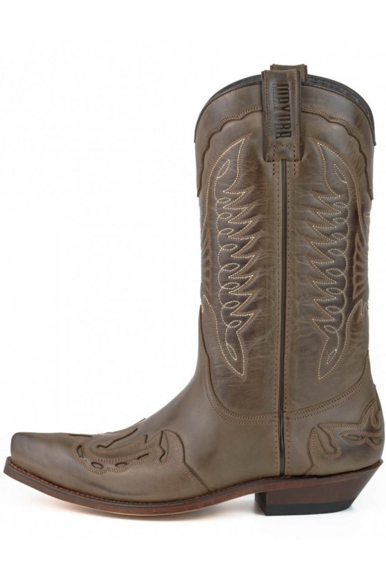 CRAZY OLD COWBOY BOOTS II (brown)