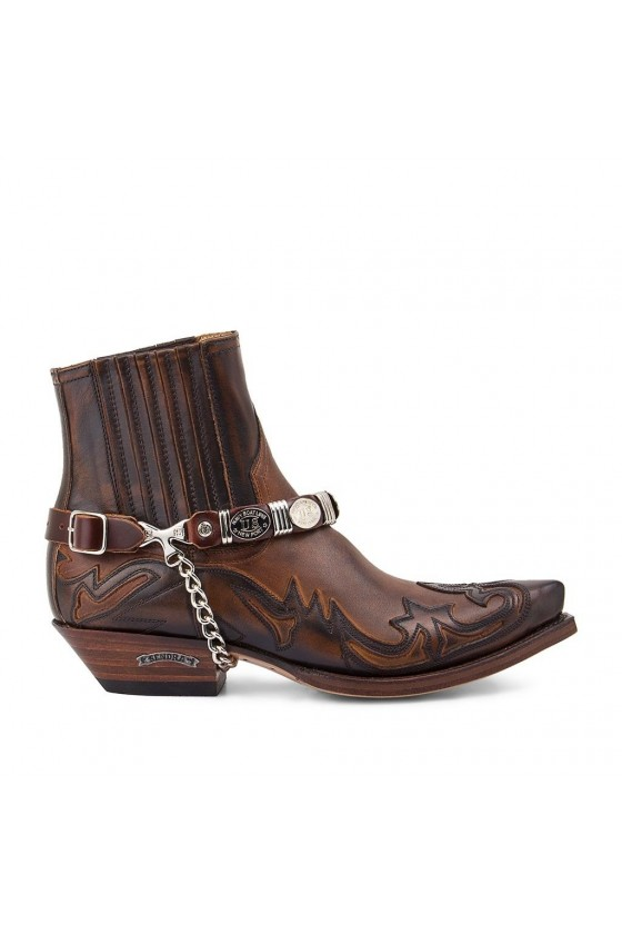 BOOT STRAPS 54 (brown)