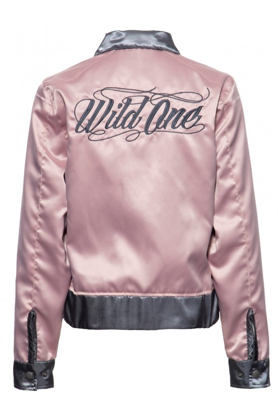 REVERSIBLE JACKET WILD ONE (two color)