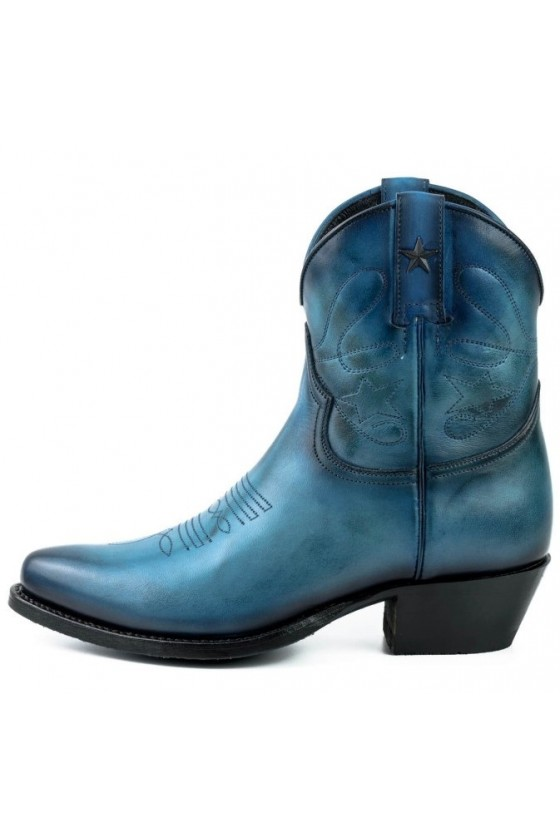 WOMEN'S BOOTS STAR (vintage blue)