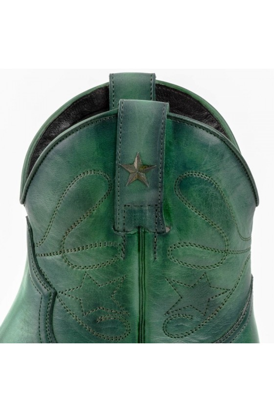 WOMEN'S BOOTS STAR (vintage green)