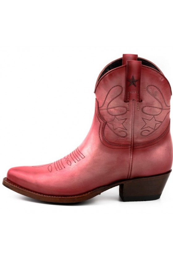 WOMEN'S BOOTS STAR (vintage pink)
