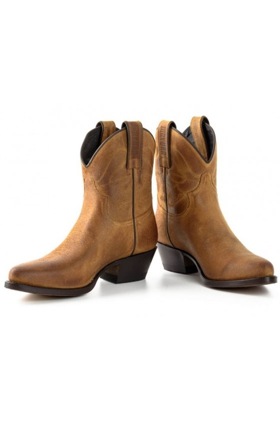 WOMEN'S BOOTS STAR (wisky)