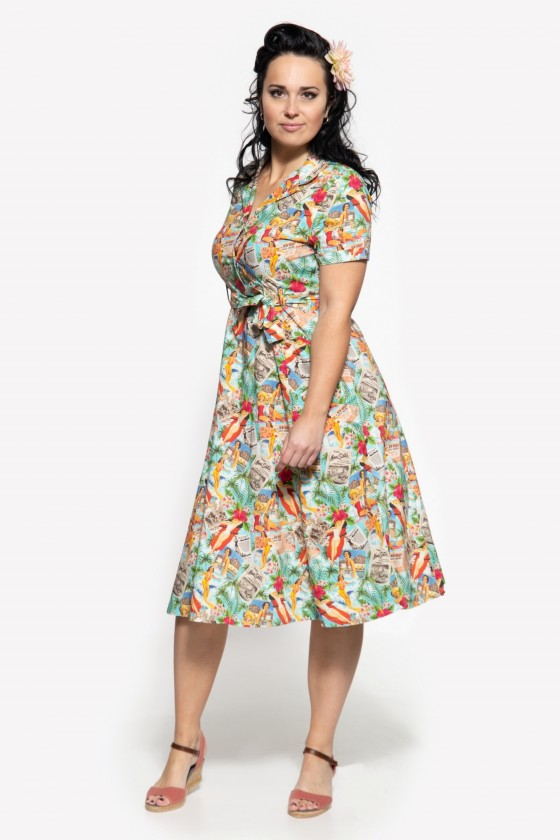 SUMMER DRESS (colorful)
