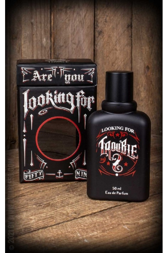 MEN'S PERFYME LOOKING FOR TROUBLE (50ml)
