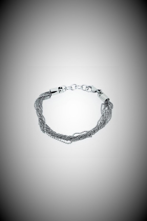 BRACELET WITH CHAINS