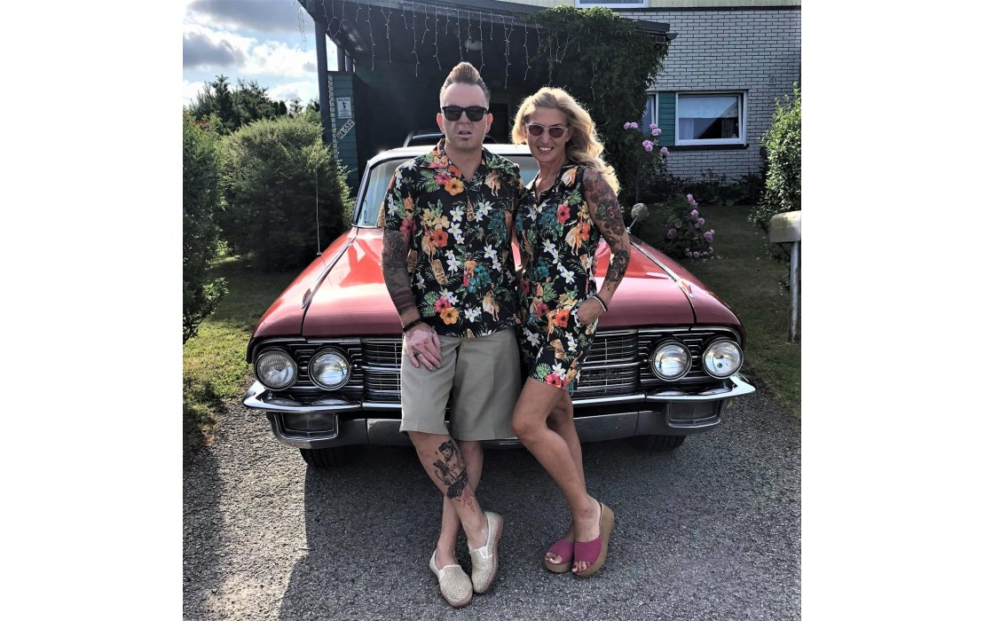 NICE ROCKABILLY COUPLE!